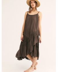 Free People - Bare It All Maxi Dress By Endless Summer - Lyst