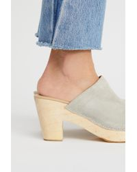 Free People - Highland Park Clog By Fp Collection - Lyst