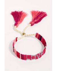Free People - Love Bracelets By Love Is Project - Lyst