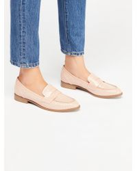 Free People - Dale Penny Loafer - Lyst