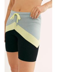 Free People - Tricolor Short By Intimately - Lyst