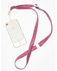 Free People - Strappy Happy Phone Sling - Lyst