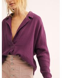Free People - Jessie's Girl Pullover - Lyst