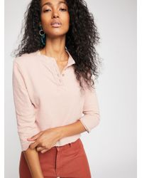 Free People - Rush Hour Top - Lyst