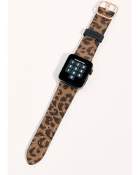 Free People - Saffiano Apple Watch Band By Casetify - Lyst
