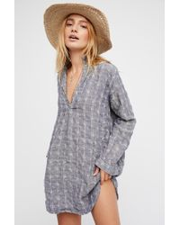 Free People - Bailey Tunic By Cp Shades - Lyst