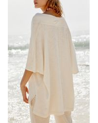 Free People - Pipeline Pullover - Lyst