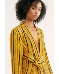Free People - Lucy Stripe Suit By Capulet - Lyst
