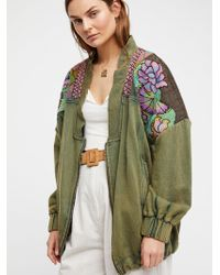 Free People - Antigua Cardi - Lyst