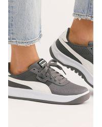 9bb4d18157 Lyst - Free People Sk8-hi Reissue Veggie Tan Sneaker in Black