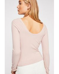 Free People - Valencia Top - Lyst