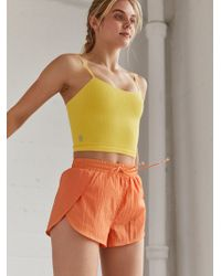 Free People - Solid Shadow Box Short By Fp Movement - Lyst