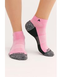 Free People - Attain Mid Weight Low Running Socks By Wigwam - Lyst