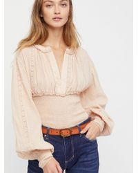 Free People - You Look Good Top - Lyst