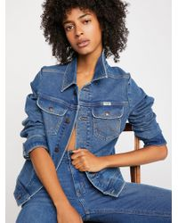 Free People - Heritage Jacket - Lyst