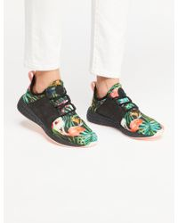 Free People - Floral Cruz Trainer - Lyst