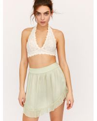 Free People - Leighanne's Half Slip By Intimately - Lyst