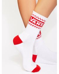Free People - Throwback Crew Sock - Lyst