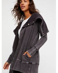Free People - Catch Up Cardi - Lyst