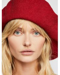 324bc8b90d333 Free People - Margot Slouchy Beret - Lyst