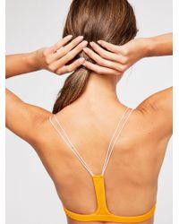 Free People - Skinny Strap Bralette By Intimately - Lyst