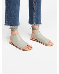 Free People - Sand Dunes Boot Sandal - Lyst