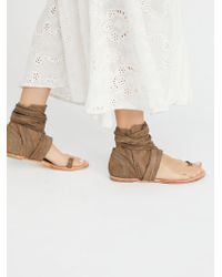 Free People - Delaney Boot Sandal - Lyst