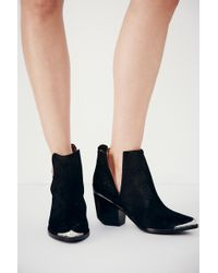 Free People - Hunt The Plains Boot By Jeffrey Campbell - Lyst