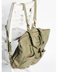 Free People - Calista Convertible Backpack By Cut N Paste - Lyst