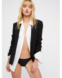 Free People - Intimates Bottoms Second Skins Bikini - Lyst