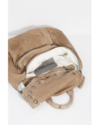 Free People - Pistoia Distressed Backpack By Giorgio Brato - Lyst