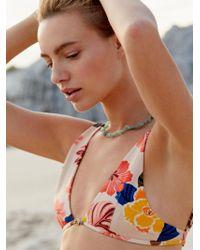 Free People - Bosa Bikini Top - Lyst