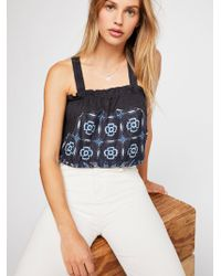 Free People - We The Free Love Life Bubble Top - Lyst