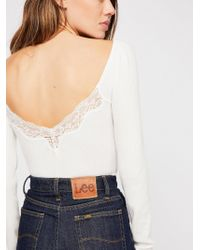 263f0eeec99 Forever 21 West Coast Panthers Crop Top in Black - Lyst