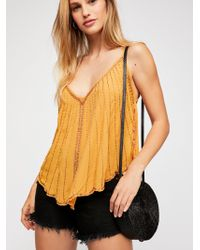 Free People - Free Fly Embellished Cami - Lyst