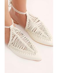 Free People - Dana Woven Flat By Fp Collection - Lyst