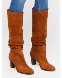 Free People - Tennison Tall Boot By Fp Collection - Lyst
