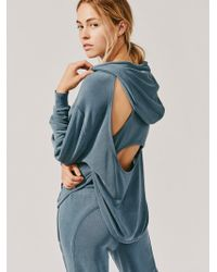 Free People - Back Into It Hoodie - Lyst