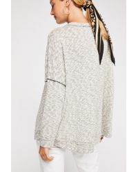 Free People - Sleep To Dream Pullover By Fp Beach - Lyst