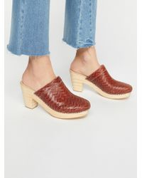 Free People - Hillary Clog - Lyst