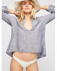 Free People - Kingsley Pullover - Lyst