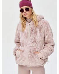 Free People - Off The Record Soft Hoodie By Fp Movement - Lyst