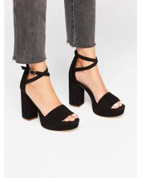 Free People - Bianca Platform By Fp Collection - Lyst