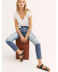 Free People - Levi's 501 Skinny Jeans By Levi's - Lyst