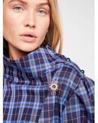 Free People - Sun Lapel Pin - Lyst