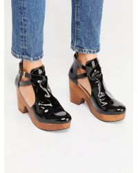 c8dac8399f1 Free People - Cedar Clog By Fp Collection - Lyst