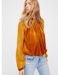 Free People | Dream Team Top | Lyst