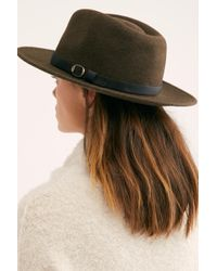 Free People - Charleston Felt Hat By Bailey Of Hollywood - Lyst