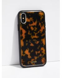 Free People - Super Tort Phone Case - Lyst
