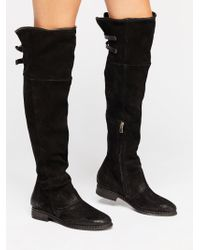 Free People - Ravyn Thigh High Boot By A.s. 98 - Lyst